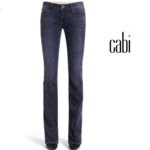 CAbi Jeans | # 515R Storm Baby Boot Jean